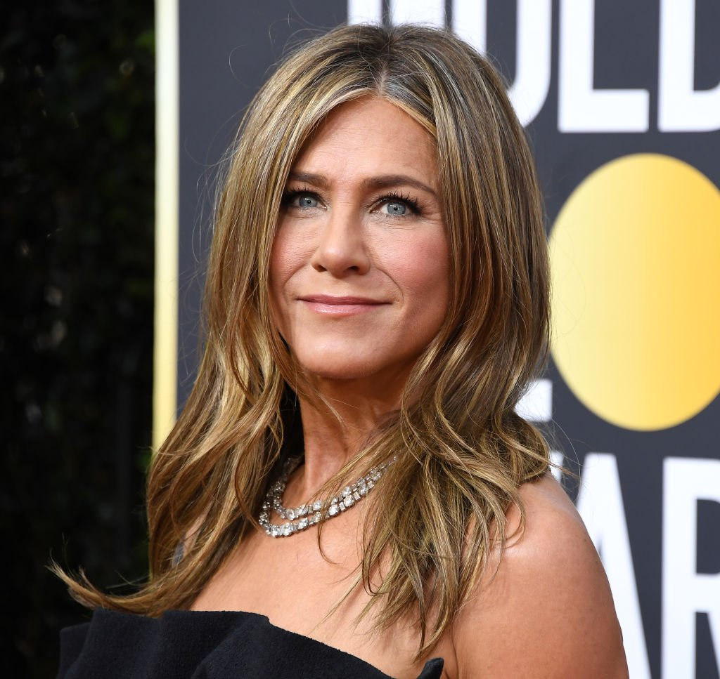 Jennifer Aniston attends the Golden Globe Awards in Beverly Hills, California on January 5, 2020 | Photo: Getty Images