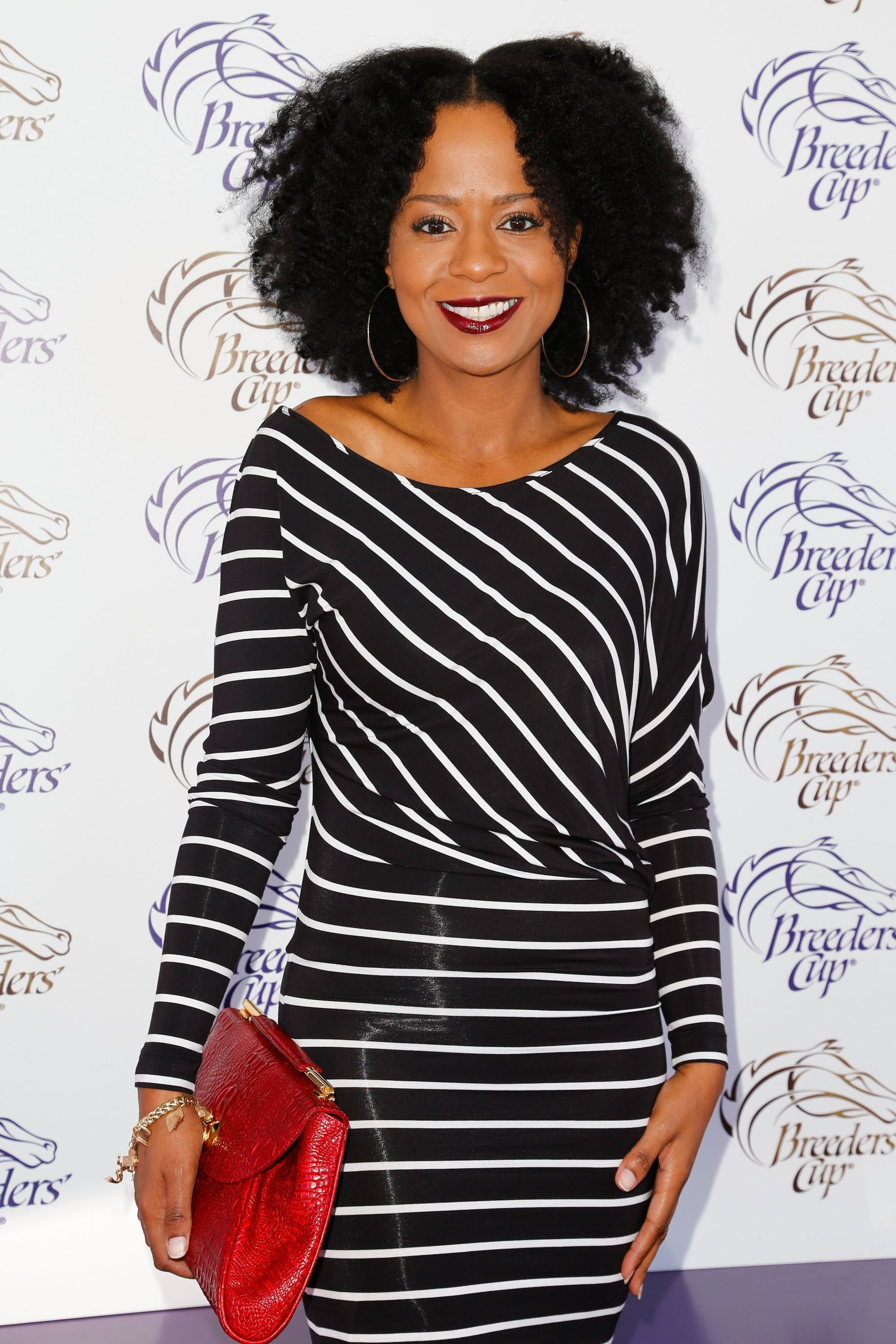Tempestt Bledsoe at The Breeders' Cup World Championships on November 3, 2012 in Arcadia, California   Photo: Getty Images