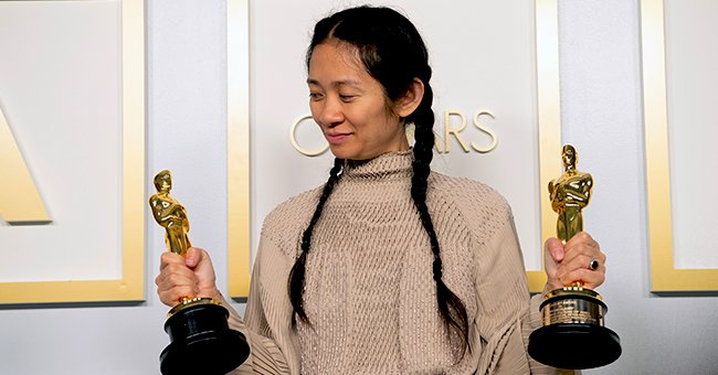 Chloé Zhao Wins Oscar for Best Director, Making Her the Second Woman to Receive the Award