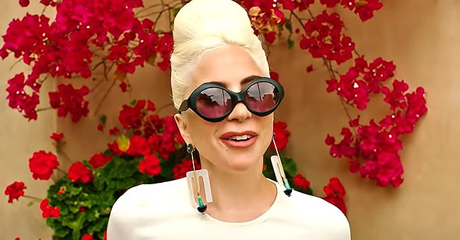 Lady Gaga Looks Chic with Haus Laboratories Makeup & Fabulous Hairstyle after Her Dogs' Return