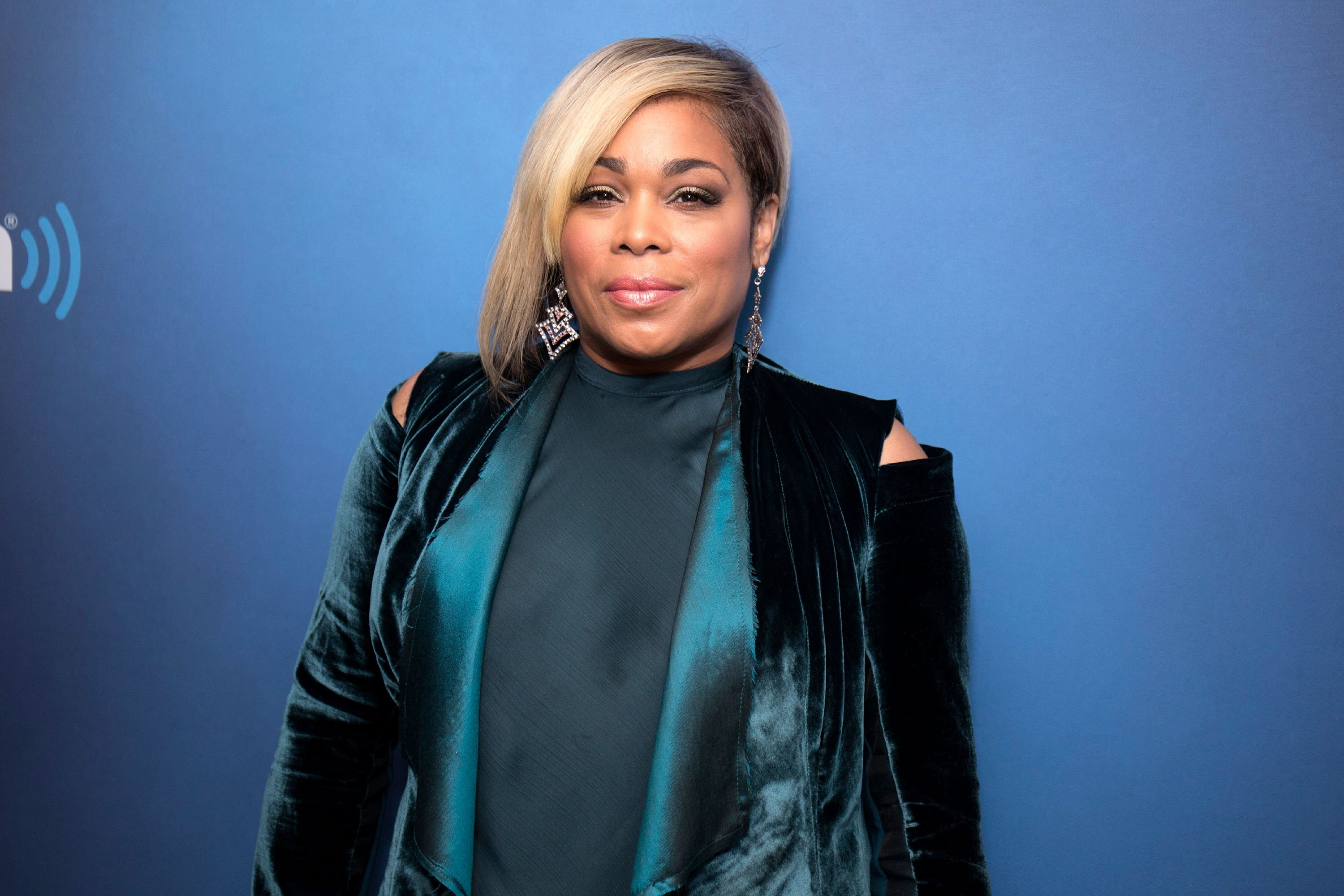 Tionne 'T-Boz' Watkins at SiriusXM Studios on September 12, 2017   Photo: Getty Images