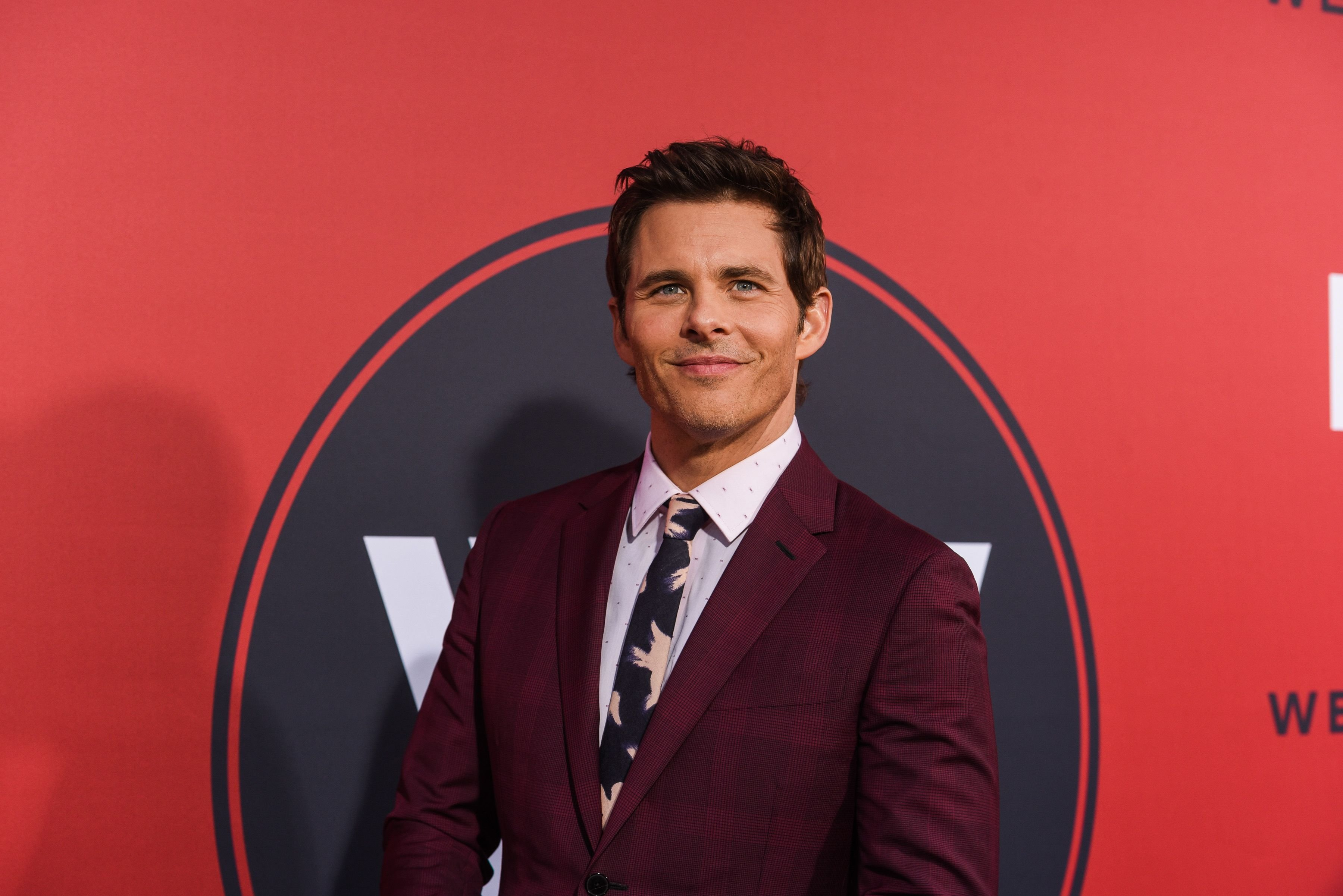 """James Marsden at the Season 2 premiere of """"Westworld"""" in Los Angeles on April 16, 2018   Photo: Getty Images"""