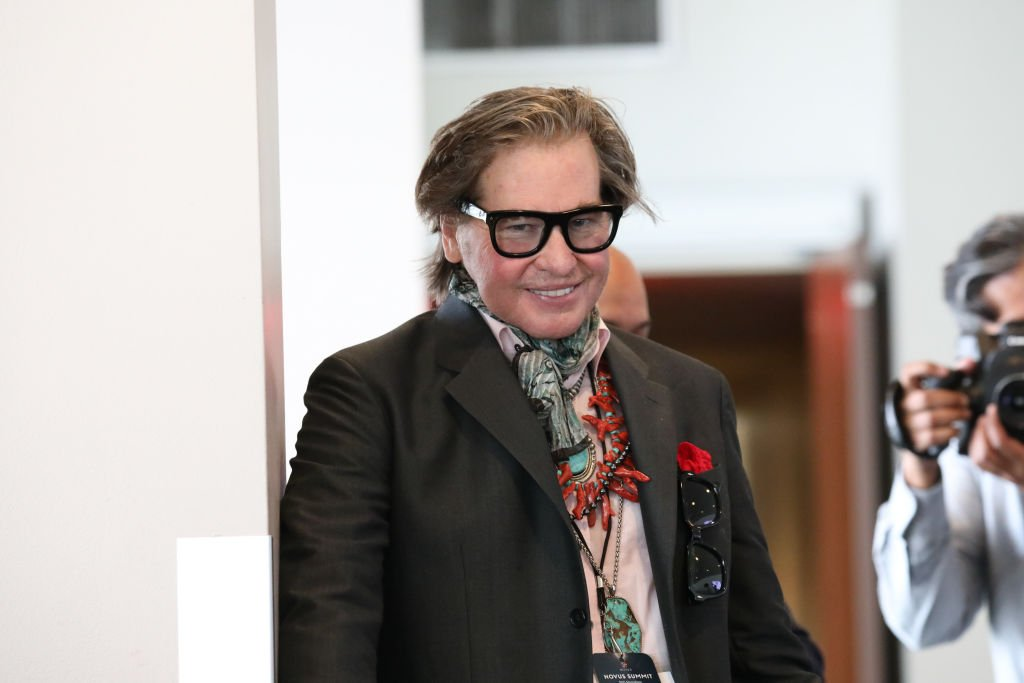 Val Kilmer on July 20, 2019 in New York City | Photo: Getty Images