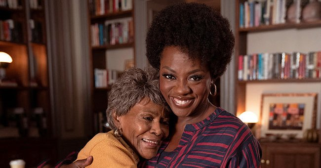 Viola Davis Gets Emotional in a Touching Tribute as She Reacts to News of Cicely Tyson's Death