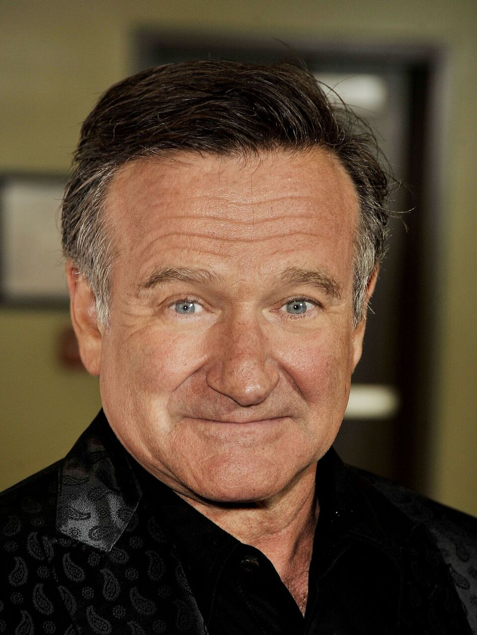 Robin Williams.   Source: Getty Images