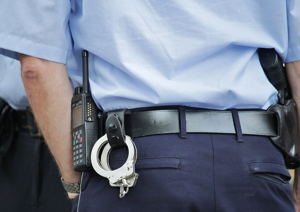 Un policier : Photo : Pixabay