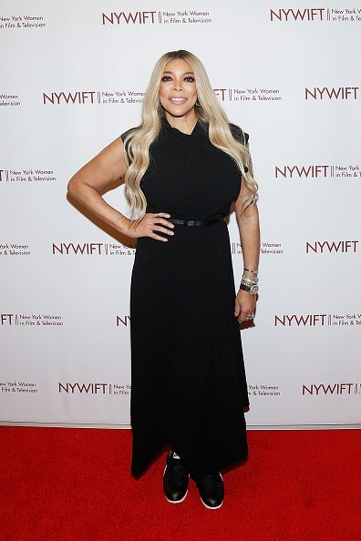 TV personality Wendy Williams attends the 2019 NYWIFT Muse Awards at the New York Hilton Midtown in New York City | Photo: Getty Images