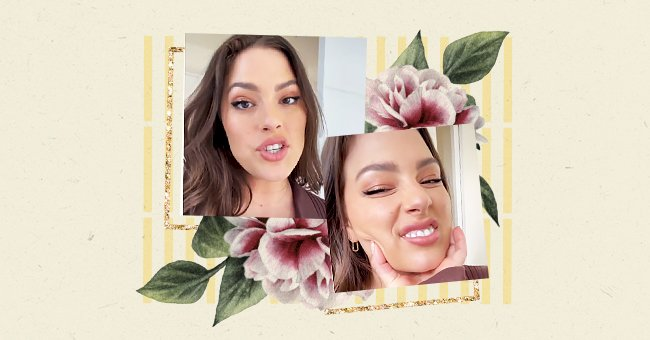 Ashley Graham Inspires TikTokers To Celebrate Their Bodies With A Self Love Challenge