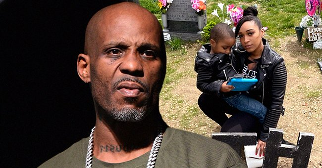 DMX's Fiancée Desiree Lindstrom Visited His Grave With Their Son to Celebrate Mother's Day