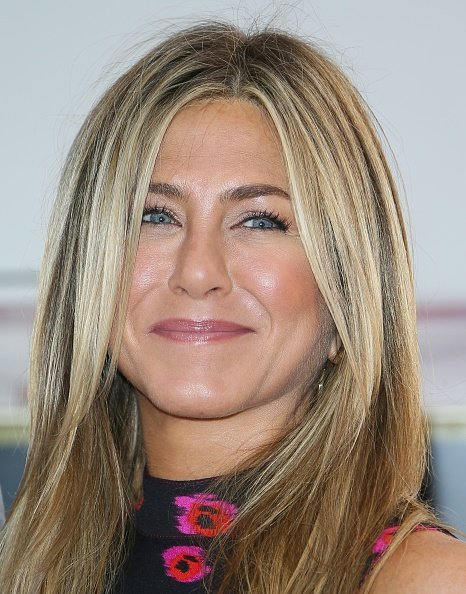 Jennifer Aniston at the ceremony honoring Jason Bateman with Star on July 25, 2017 | Photo: Getty Images