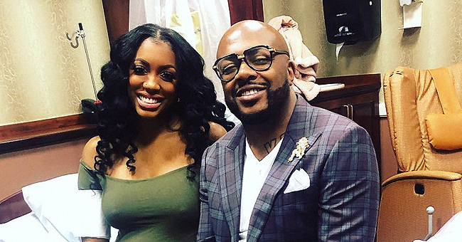 Dennis Mckinley Teases Porsha Williams about Doing Pilar's Hair as He Shares Adorable Photo of Baby