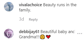 Fan Comments on Pilar's Instagram post | Instagram: @pilarjhena