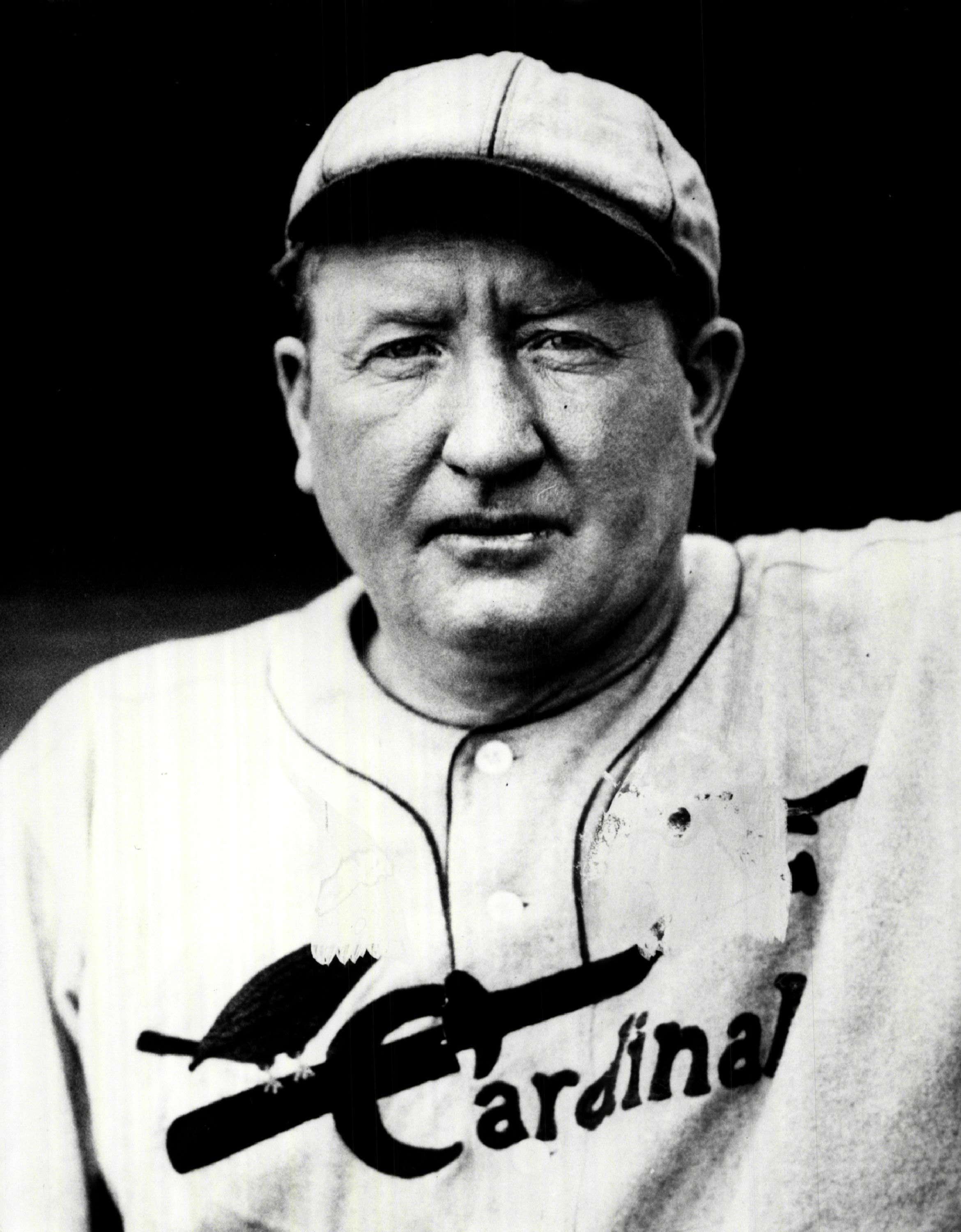 Dazzy Vance of the St. Louis Cardinals circa 1933 | Photo: Getty Images