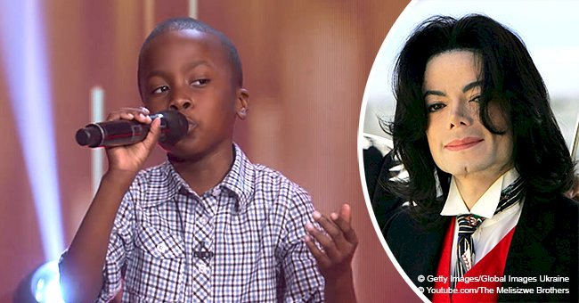 Meet the little boy sounds like Michael Jackson while performing one of his hit songs