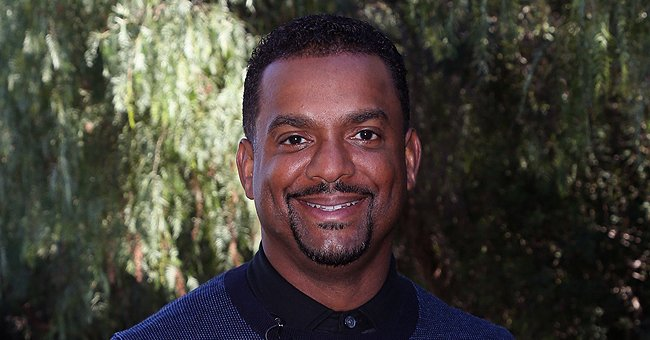 Here's How Alfonso Ribeiro Spent His Day at the Beach with His 3 Adorable Kids & Wife Angela