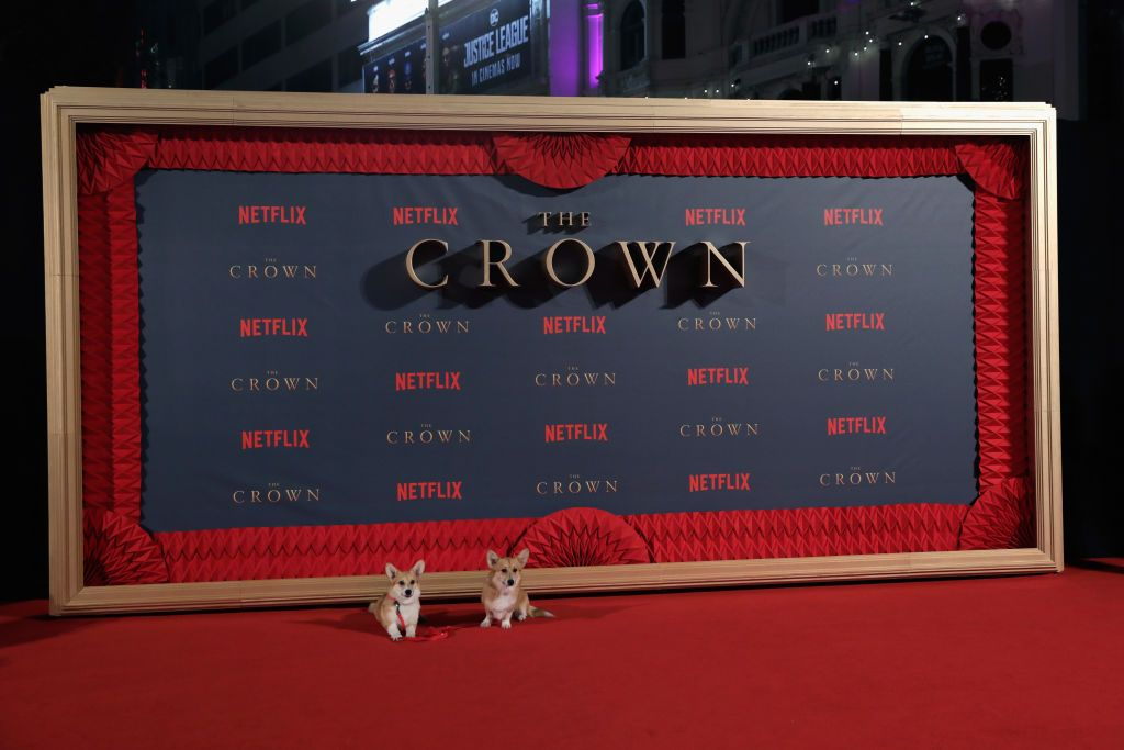 "The World Premiere of season 2 of Netflix's ""The Crown"" in November 2017 in London, England 