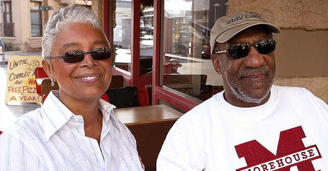 Bill Cosby Shows Off Fresh Cut for 84th B-Day Dinner & Shares Tribute to His Wife of 57 Years Camille