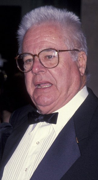 William Windom on November 4, 1993 at the Beverly Hilton Hotel in Beverly Hills, California. | Photo: Getty Images
