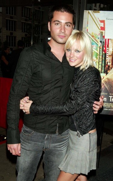 Anna Faris and Ben Indra at Chelsea West Theatre in New York City, New York, United States. | Photo: Getty Images