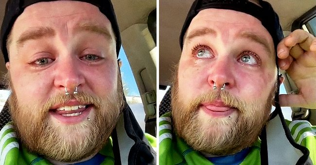 Crying Delivery Driver Goes Viral with a Video about His Work Conditions — Here's What Happened