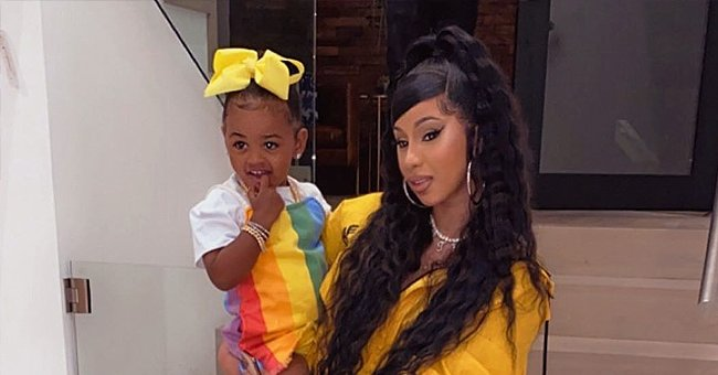 How Cardi B Defended Husband Offset after Gifting Their Daughter Kulture a Birkin Bag on Her 2nd Birthday