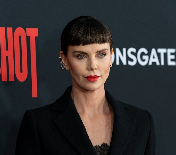 Charlize Theron attends premiere of Long Shot at AMC Lincoln Center Theater   Photo: Getty Images