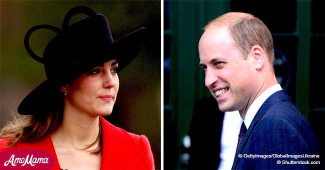 """Le Prince William a mentionné qu'il s'était """"souvenu"""" de l'anniversaire de Kate bien qu'il ait passé la journée loin d'elle"""