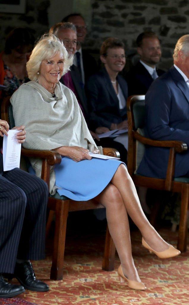 Herzogin Camilla Parker Bowles | Quelle: Getty Images