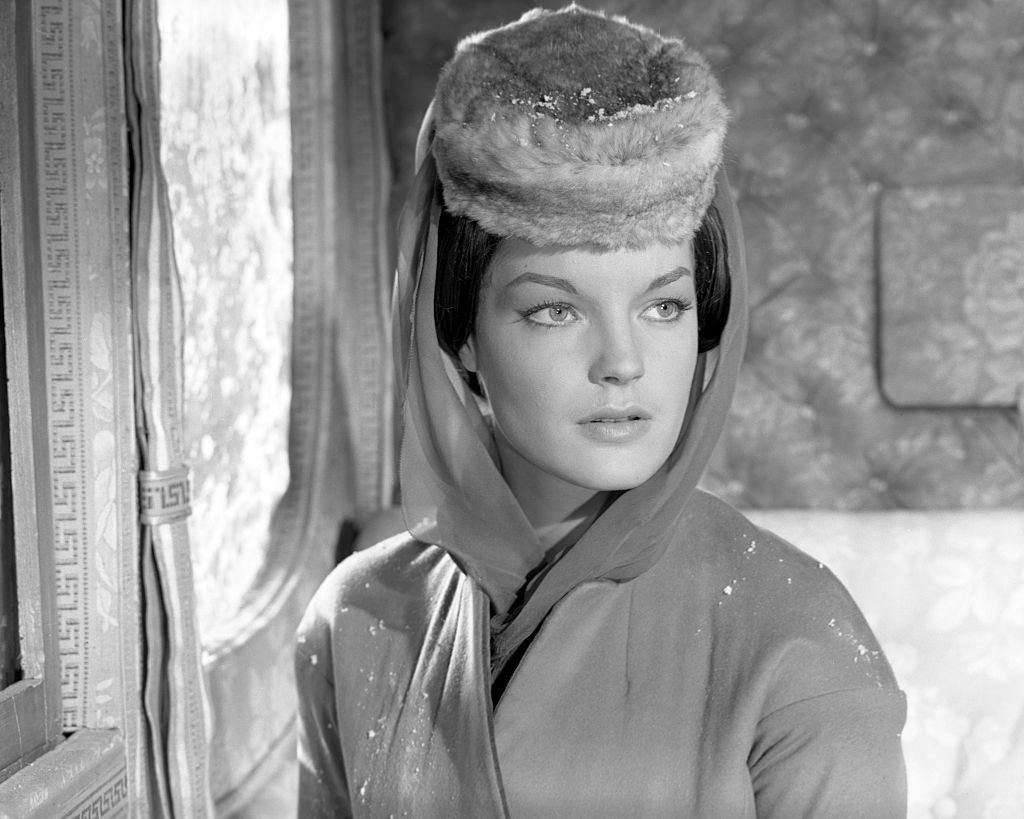 L'actrice Romy Schneider | photo : Getty Images