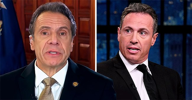 Andrew Cuomo Emotionally Recalls Brother Chris' Battle with COVID-19