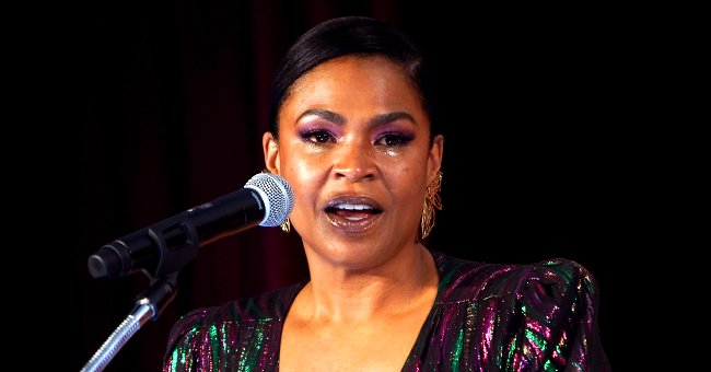 Nia Long from 'Soul Food' Continues to Pay Tribute to Her Poet Dad Doughtry Long after His Recent Death