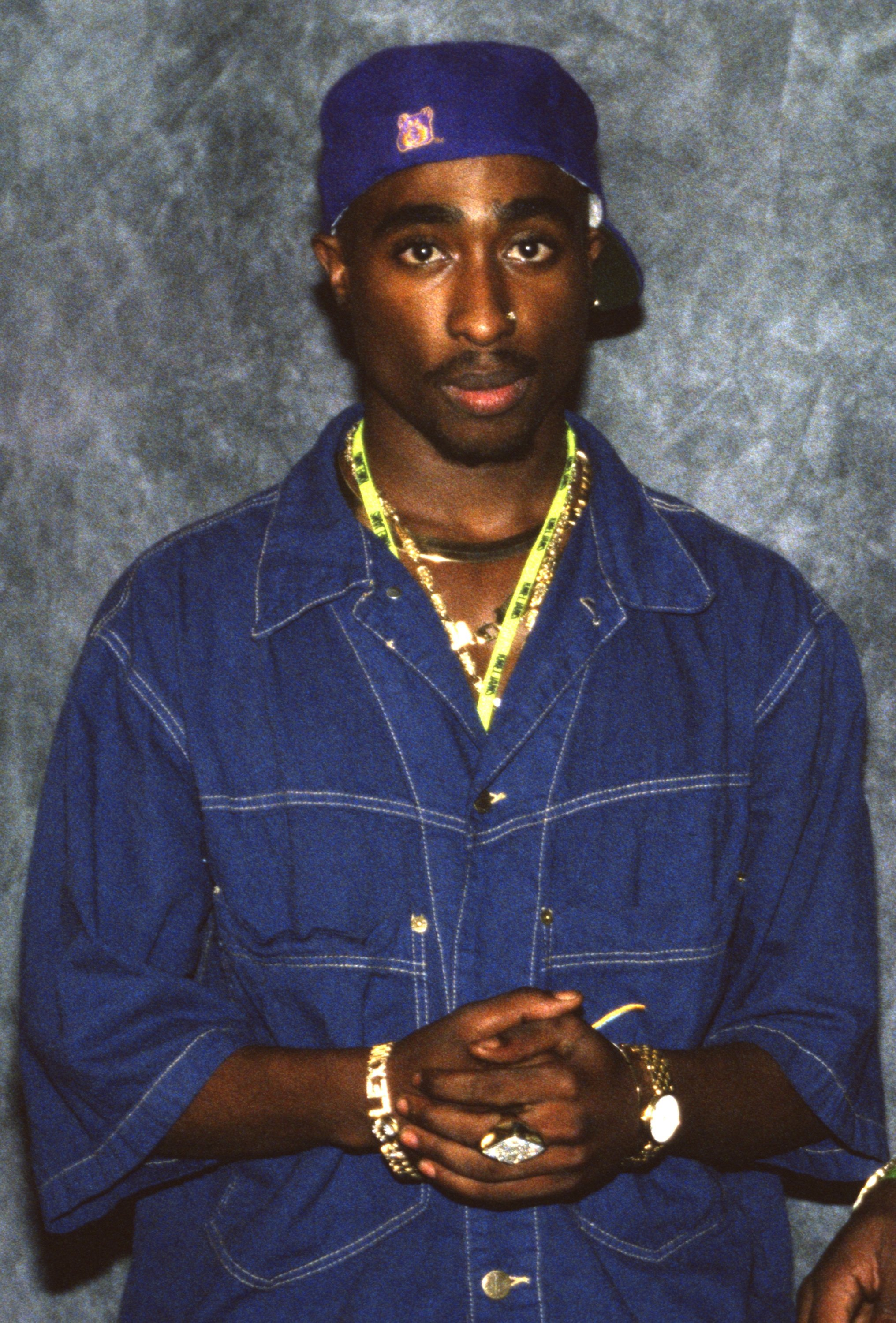 Tupac Shakur attends KMEL Summer Jam at Shoreline Amphitheatre on August 1, 1992. | Photo: GettyImages