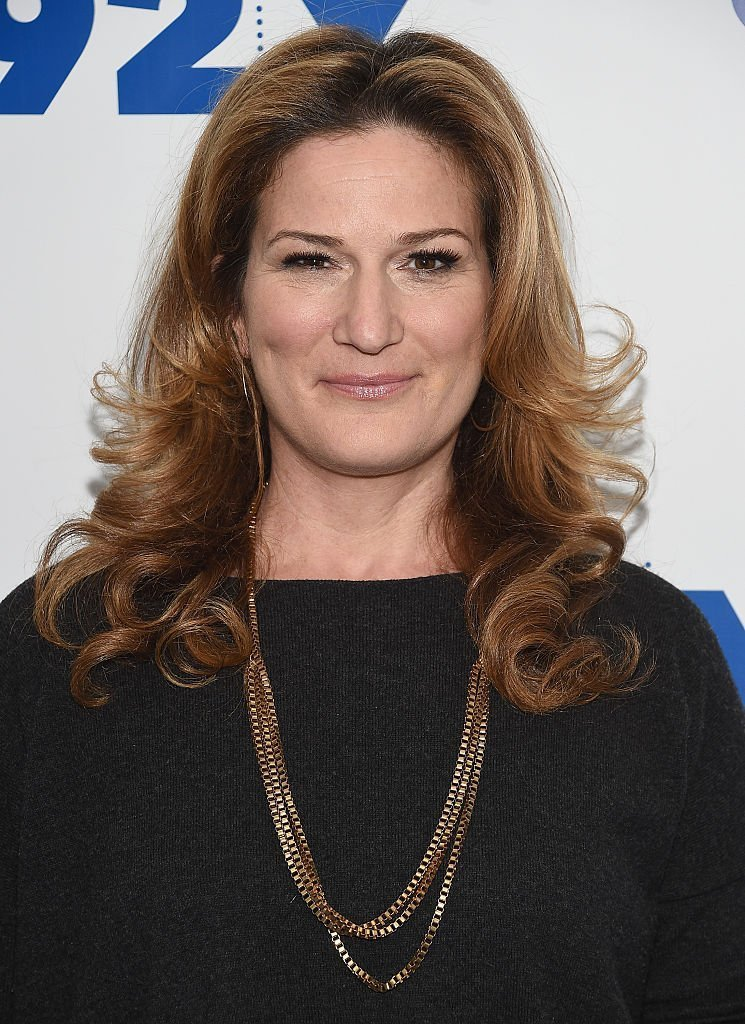 Ana Gasteter attends Samantha Bee In Conversation With Ana Gasteyer at 92nd Street Y | Photo: Getty Images