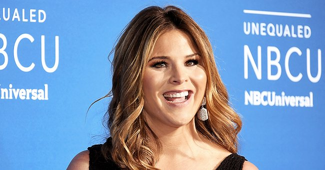 Jenna Bush Hager pictured at the 2017 NBCUniversal Upfront at Radio City Music Hall, New York City.   Photo: Getty Images