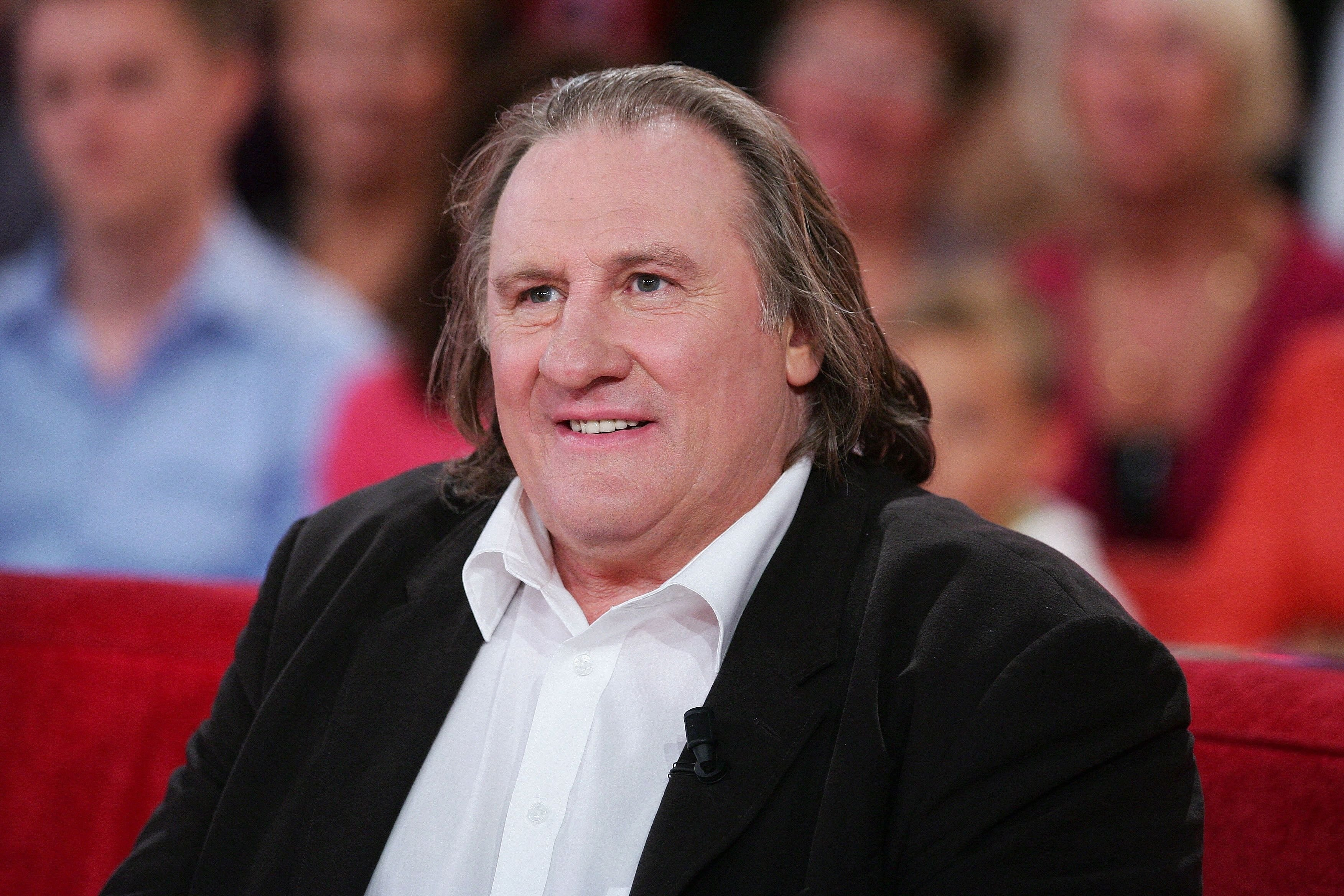 Gérard Depardieu en 2012. l Source : Getty Images