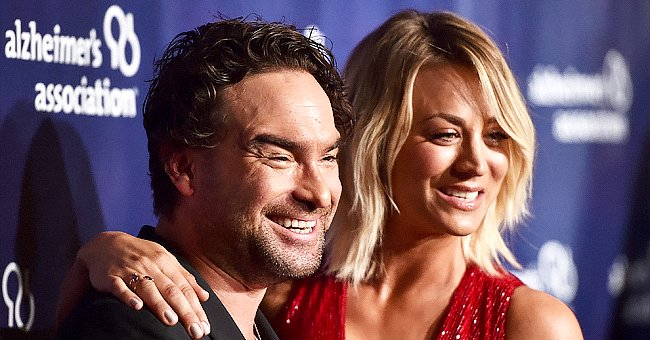 Kaley Cuoco's Ex Johnny Galecki Leaves Funny Comment on a Sweet Anniversary Post for Her Husband