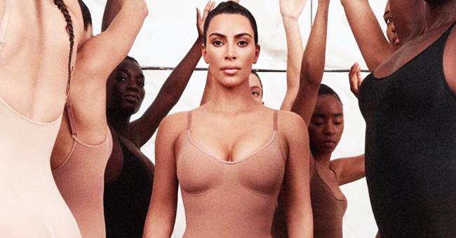 Kim Kardashian Will Rename Her 'Kimono' Shapewear after Facing Criticism
