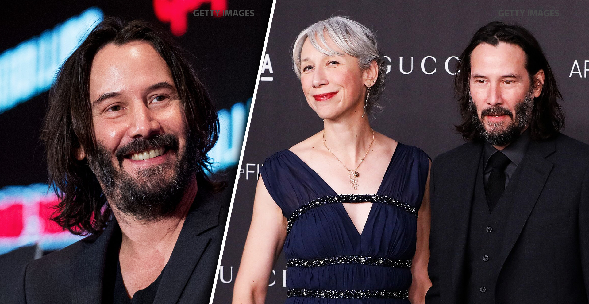 Lonely No More: The World Is Keen On Keanu Reeves' Date