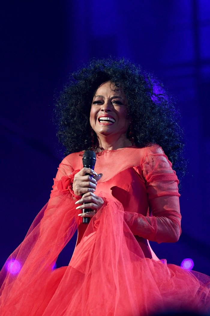 Diana Ross performs onstage during the 61st Annual GRAMMY Awards at Staples Center on February 10, 2019 in Los Angeles, California | Photo: Getty Images