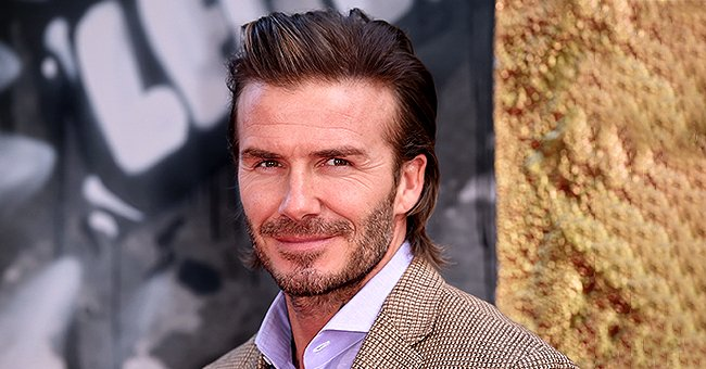 David Beckham Slammed for Kissing 8-Year-Old Daughter Harper on the Lips at an Ice Rink