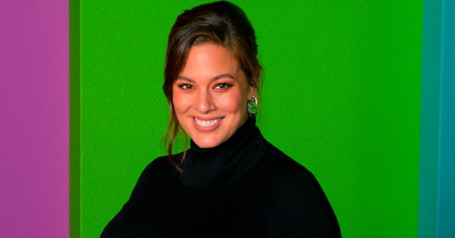 """Ashley Graham attends Apple TV+'s """"The Morning Show"""" World Premiere at David Geffen Hall on October 28, 2019 in New York City 