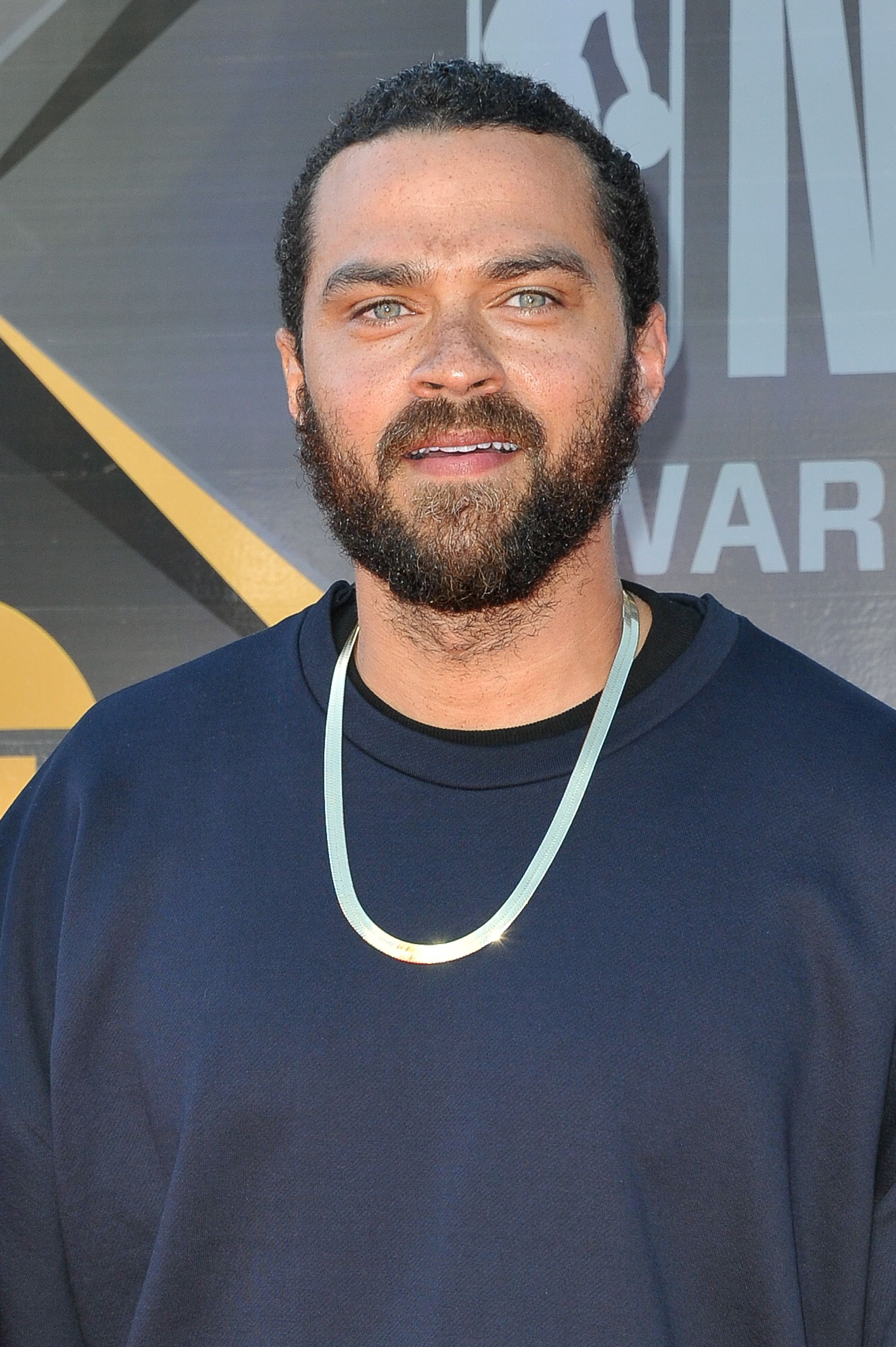 Jesse Williams at the NBA Awards Show at Barker Hangar on June 25, 2018 in Santa Monica, California | Photo: Getty Images