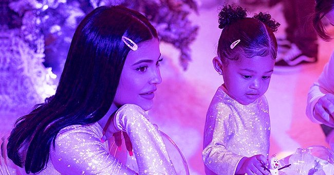Kylie Jenner's Daughter Stormi Reportedly Shushed Her Mom While Watching 'Frozen 2' for the 1st Time