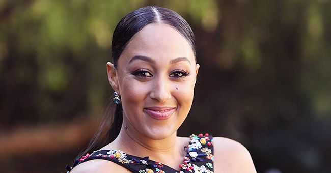 Here's How Tamera Mowry's Kids Celebrated Their First Day of Online School (Photo)