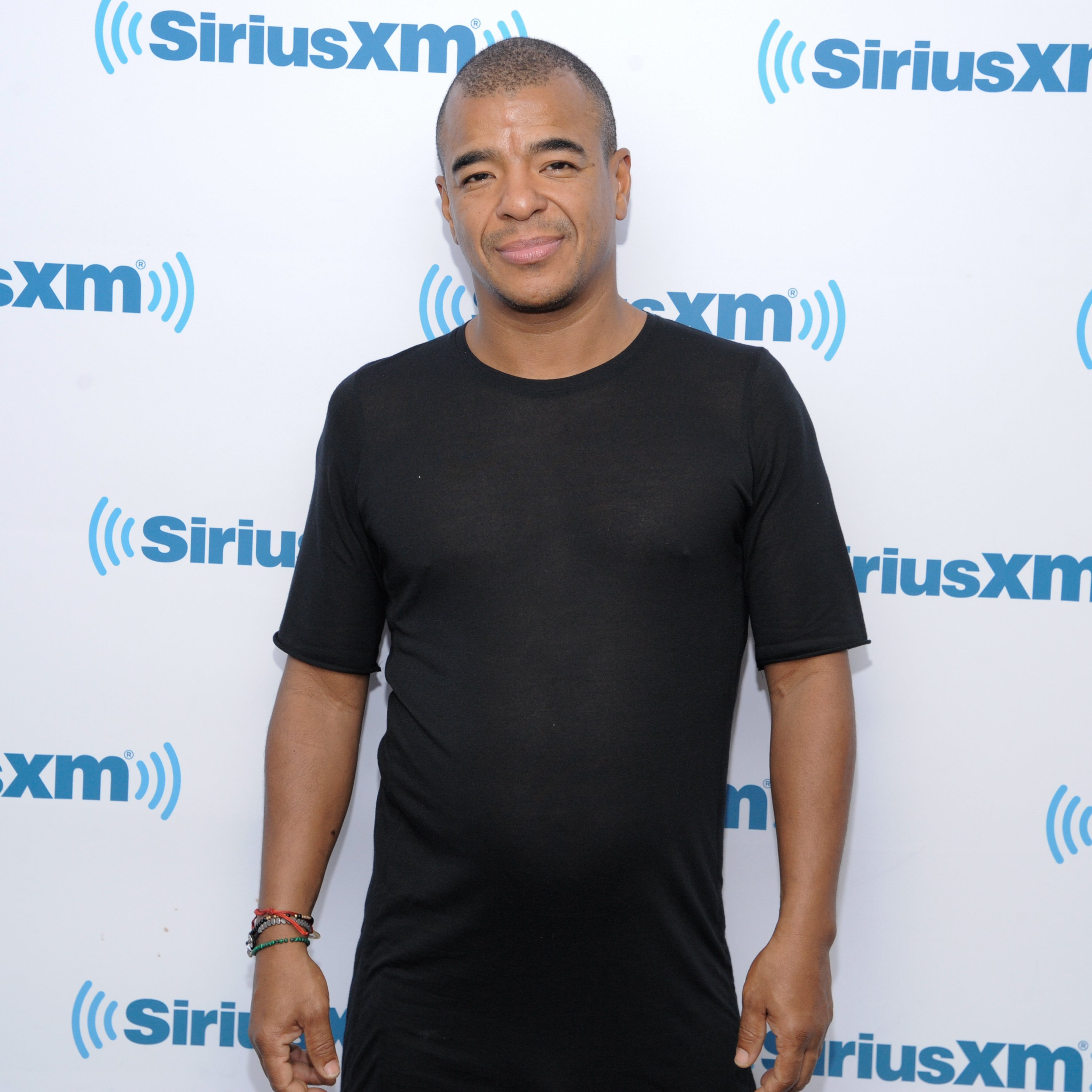 DJ Erick Morillo visits SiriusXM Studio on October 27, 2016, in New York City. | Source: Getty Images.