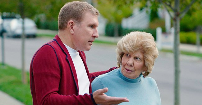 'Chrisley Knows Best' Fans React to Nanny Faye Chrisley's Funny Dispute with Todd Chrisley