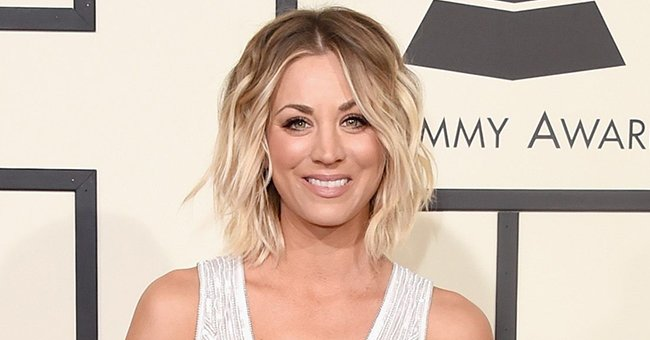 Kaley Cuoco Reacts Emotionally to Her First Golden Globes Nomination — See the Touching Video