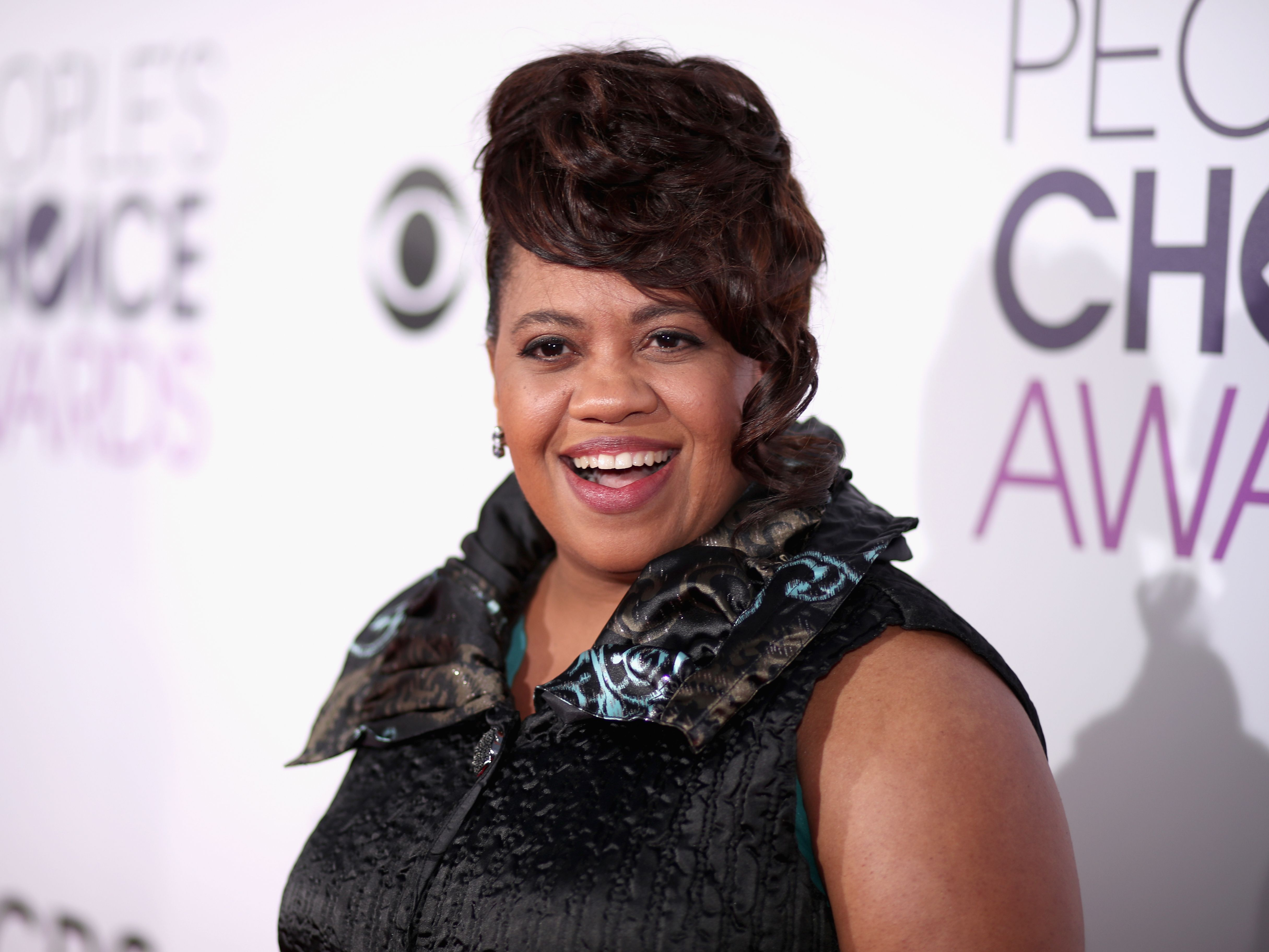 Chandra Wilson at the People's Choice Awards on January 18, 2017, in Los Angeles, California | Photo: Christopher Polk/Getty Images