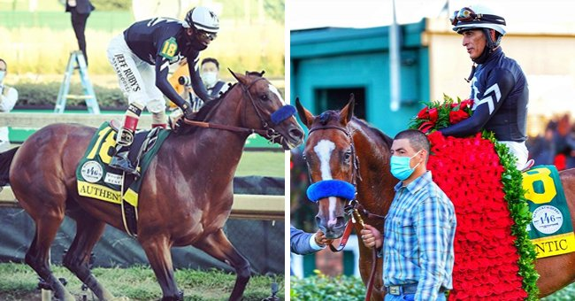 Horse Named Authentic Wins That 146th Kentucky Derby