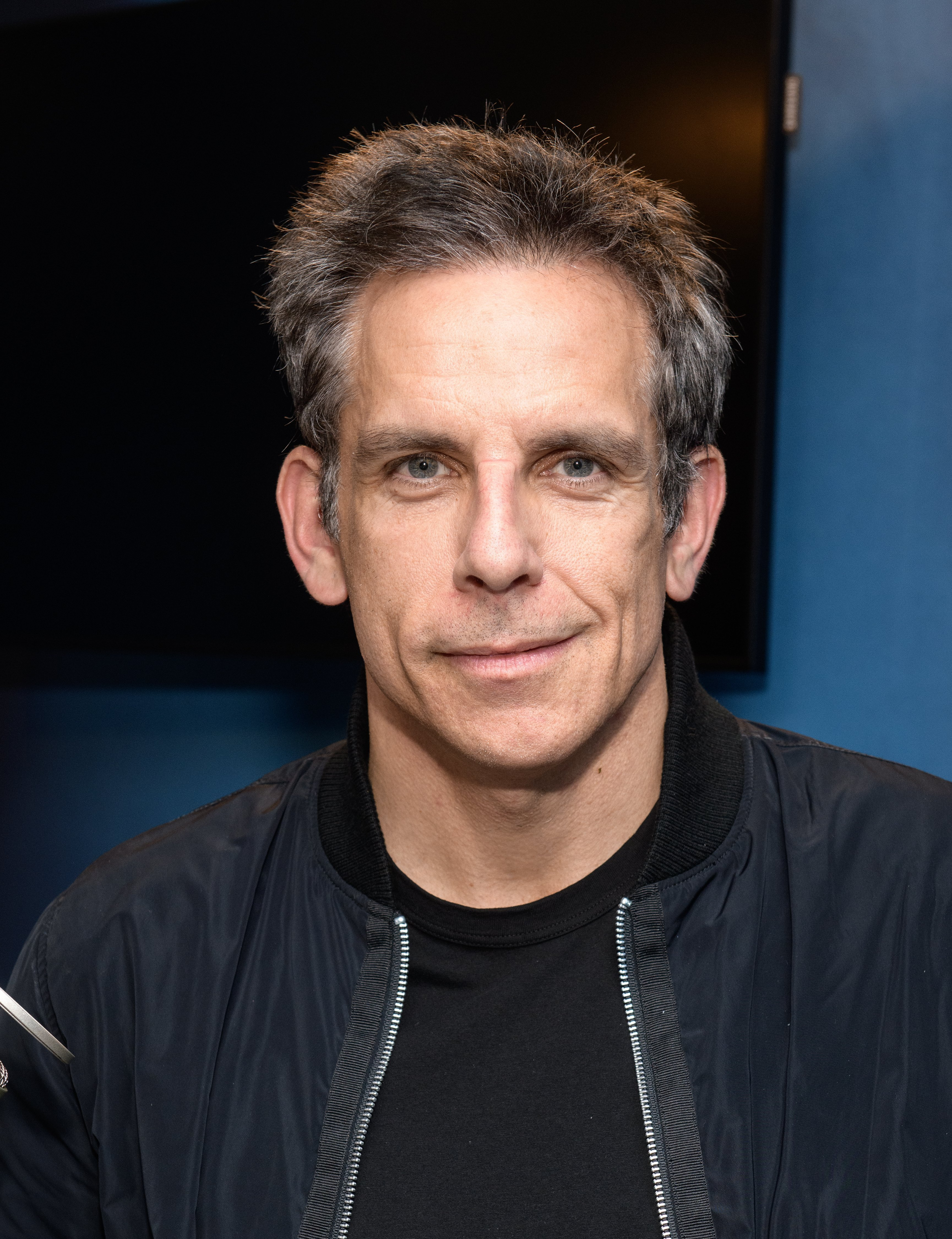 Ben Stiller visits SiriusXM Studios in New York City on May 6, 2019 | Photo: Getty Images